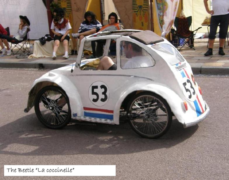 la coccinelle -  the beetle